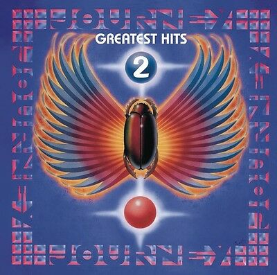 Journey   Greatest Hits 2  New Cd