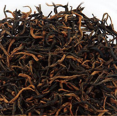 New Chinese Kim Chun Mei Black Tea Aroma Healthy Organic Loose Tea Gift