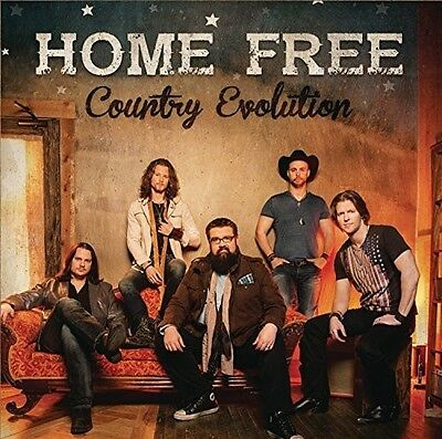 Home Free - Country Evolution [New CD]