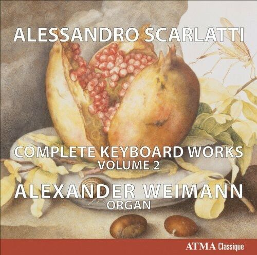 Alexander Weimann, A - Complete Keyboard Works 2 [New CD]