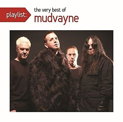 Mudvayne - Playlist: The Very Best of Mudvayne [New CD]
