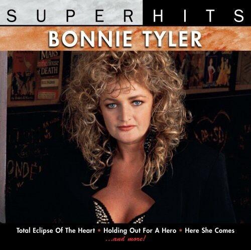 Bonnie Tyler - Super Hits [New CD]
