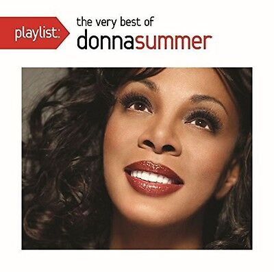 Donna Summer   Playlist  The Very Best Of Donna Summer  New Cd