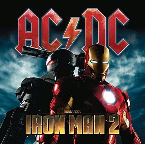 AC/DC - IRON MAN 2 (Soundtrack): CD ALBUM (2010)