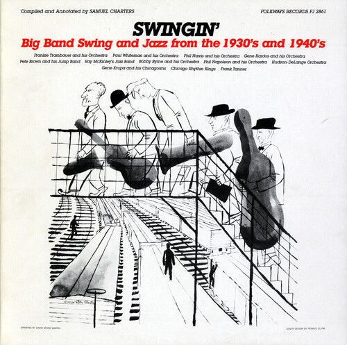 Various Artists - Swingin: Big Band Swing / Various [New CD]
