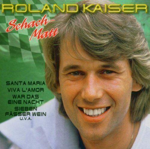 Roland Kaiser Schach-matt (compilation, 12 tracks) [CD]