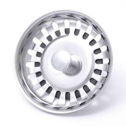Sink plug strainer ebay for Protection inox cuisine