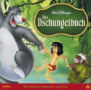 Disney: Das Dschungelbuch - Hörspiel / Hörbuch - CD - *NEU*