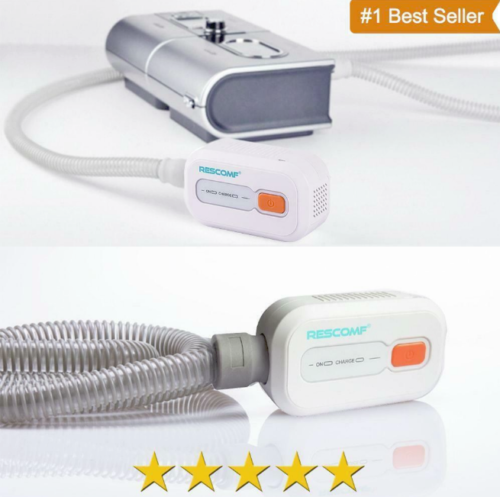 2020 rescomf cpap cleaner and disinfector sleepless