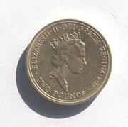 1986 2 Pound Coin