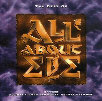 All About Eve   Best Of  New Cd