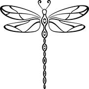 Dragonfly Car Stickers