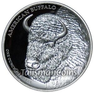 Tuvalu-2014-American-Buffalo-Bison-Portrait-1-Ultra-High-Relief-Silver-Proof