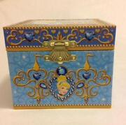 Cinderella Jewelry Box