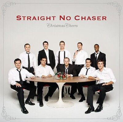 Straight No Chaser   Christmas Cheers  New Cd