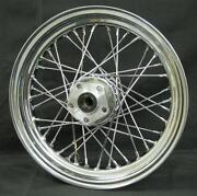 Custom Harley Wheels