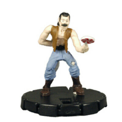 HorrorClix: Carny - 035 [Figure with Card] Freakshow Miniatures HeroClix Compati