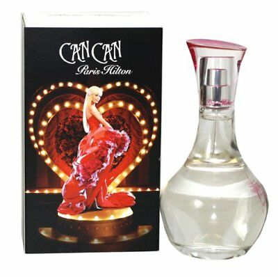 Can Can by Paris Hilton 3.4 oz EDP Perfume for Women New In Box