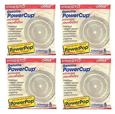32 Presto Genuine Powercup Power Cup Microwave Popcorn Popper