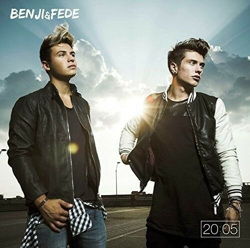 Benji & Fede - 0.836805556 [New CD] Italy - Import