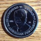 Ronald Reagan Double Eagle Commemorative Coin