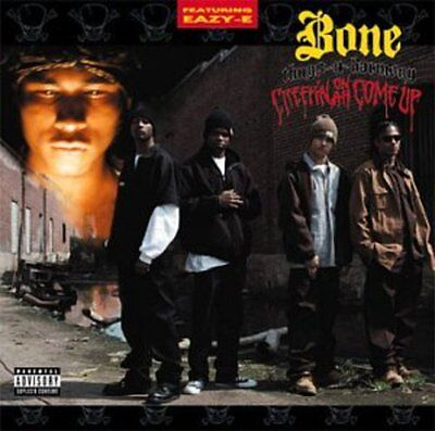 Bone Thugs-n-harmony - Creepin On Ah Come Up [New Cd] Explicit