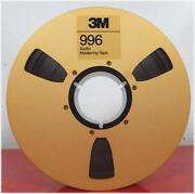 3 inch Reel to Reel Tape
