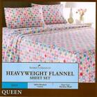 Queen Flannel Fitted Sheet