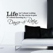 Wall Decals Quotes Dance