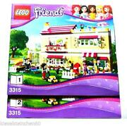 Lego Friends Haus