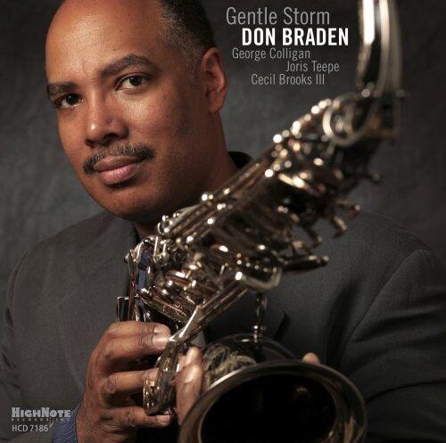Don Braden - Gentle Storm [New CD]
