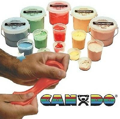 Cando Theraputty Hand Exercise Putty, 6 oz ()