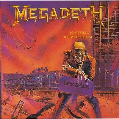 Megadeth - Peace Sells But Who's Buying [New Vinyl] Explicit, Ltd Ed, 180 Gram