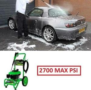 NEW POWER IT! GAS PRESSURE WASHER 2700 MAX PSI 104045653