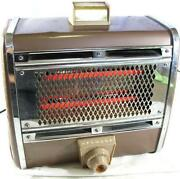 Vintage Electric Space Heater
