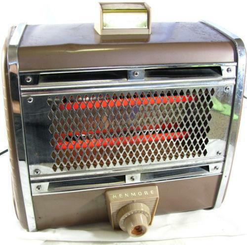 Vintage Electric Space Heater Ebay