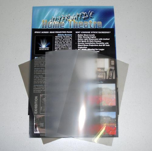 Holographic Film Ebay