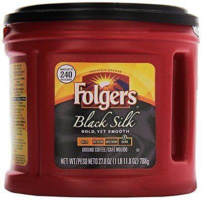 black silk coffee