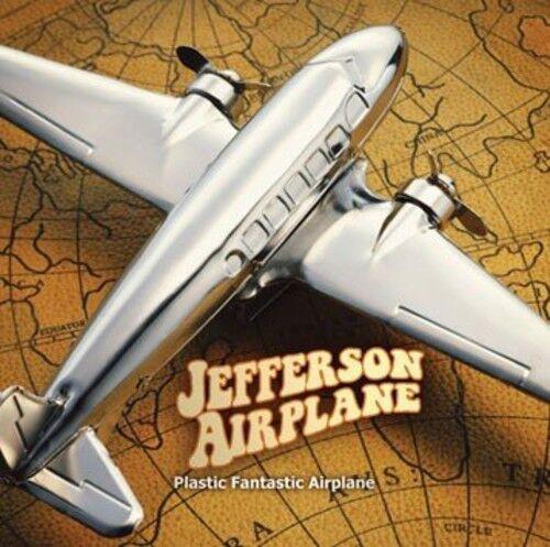 Jefferson Airplane - Plastic Fantastic Airplane [New CD]