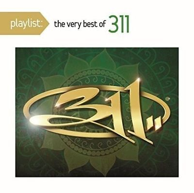 311 - Playlist: The Very Best of 311 [New & Sealed]