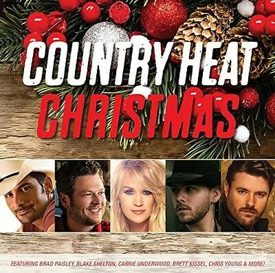 Various Artists - Country Heat Christmas 207 / Various [New CD] Canada - - Country Christmas Import
