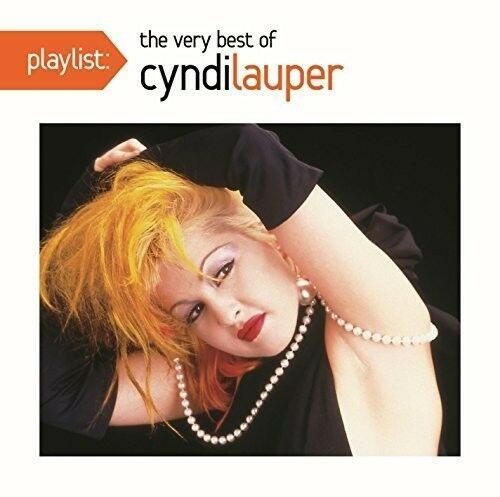 Cyndi Lauper - Playlist: The Very Best of Cyndi Lauper [New CD]