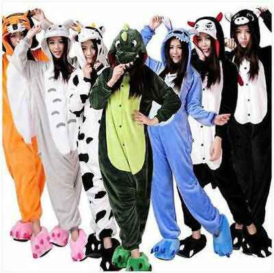 Unisex Adult Pajamas Kigurumi Cosplay Animal Oanesi Sleepwear Suit wholesale](Animal Suit Costumes)