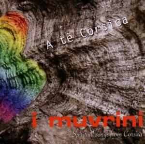A Te Corsica-Spiritual Songs From Corsica von I. Muvrini (2011)