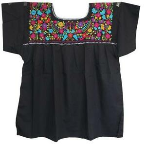 Mexican Peasant Blouse