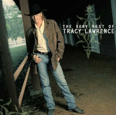 Tracy Lawrence - The Very Best of Tracy Lawrence CD NEW (Tracy Lawrence-cd)