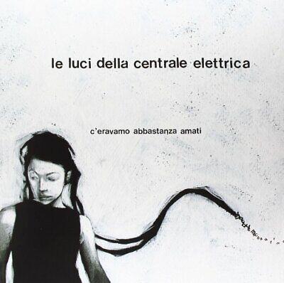Los Luces de La Central Eléctrica - C'Eravamo Suficiente Amati LP Vinilo