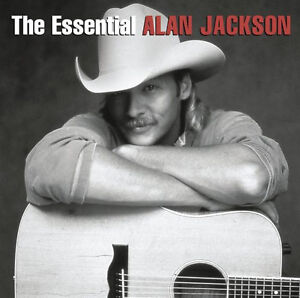 ALAN-JACKSON-The-Essential-2CD-BRAND-NEW-Best-Of