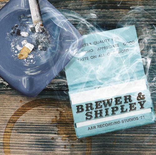 Brewer & Shipley - A&r Recording Studios '71 [New CD]