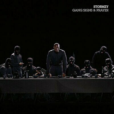 Stormzy - Gang Signs & Prayer  Double Vinyl LP  New & Sealed